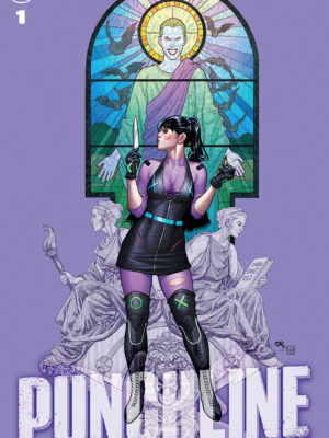 Punchline #1 EXCLUSIVE Frank Cho Cover
