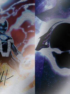 Radiant Black #1 EXCLUSIVE Limited Edition 2 cover Bundle Signed